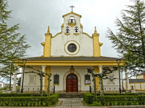 Iglesia San Miguel y Santa Columba